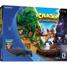 PlayStation 4 SLIM Bundle (500 Gb, Crash Bandicoot N Sane Trilogy), , Консоли